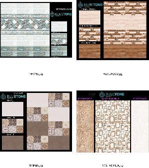 Real Wood Matt Wall Tiles