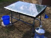 Solar Water Distillation System
