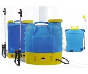 Agricultural Battery Sprayers