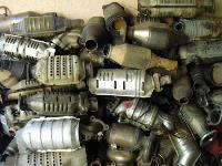 Universal Catalytic Converter Scrap