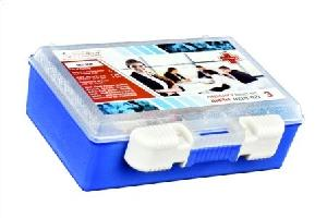 Emergency Plastic First Aid Box