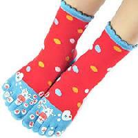 Ladies Toe Socks