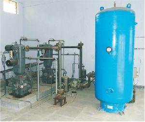 Air Compressor Oil Free System
