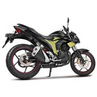 Suzuki Gixxer Double Disc Bike