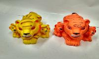 Tiger With Kids Toy