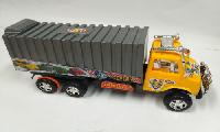 Top Container Truck Toy
