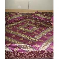 Poly Silk Bed Covers