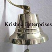 Nautical Wall Brass Bell