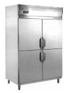 Four Door Refrigerator / Deep Freezer