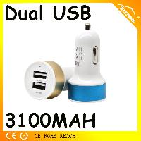 Dual Usb Car Charger 3.1amp