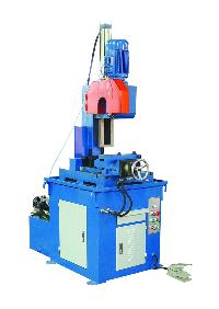Semi Automatic Cutting Machine