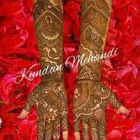 Bridal Mehandi Designing
