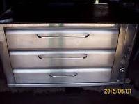 Deck Oven 123