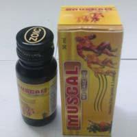 Muscal Massage Oil