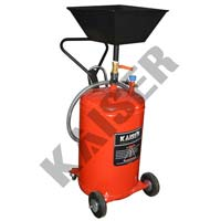 Mobile Waste Oil Drainer