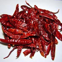 Red Dried Chillies