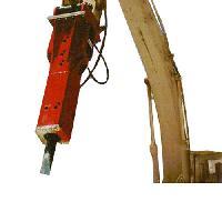 hydraulic rock breakers