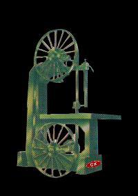 Steel Body Bandsaw Machine