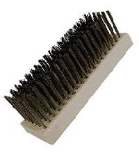 steel brushes