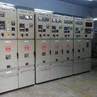High Tension Electrical Panel