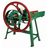 Motorized Chaff Cutter