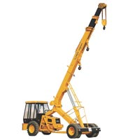 Escort Crane Rental Services