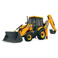 JCB Machine Rental Services