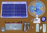 Solar Domestic Lighting System