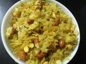 Roasted Poha