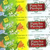 Pancha Pushpa Pushpanjali Incense Sticks