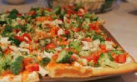 Mix Vegetable Pizza