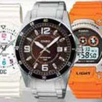 Casio Mens Wrist Watch