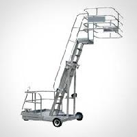 aluminum oil tank ladders