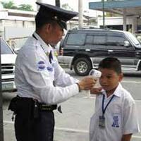 Security Services for School