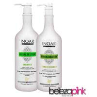 Inoar Herbal Solution Shampoo And Conditioner Balm