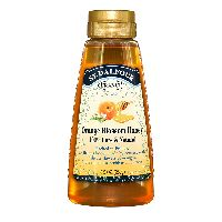 St Dalfour Orange Blossom Honey squeeze bottle