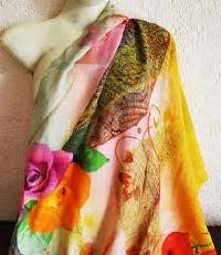 viscose printed pashmina shawl