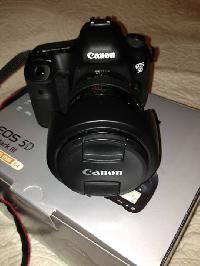 Brand New Canon Mark 5d Camera