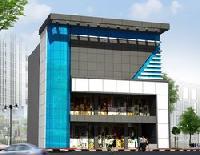 Acp Sheet Glazing Service In Telanganaacp Sheet Glazing Service