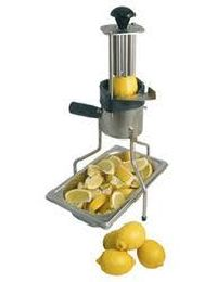 Lemon Cutting Machine