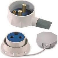 Ac Metal Clad Plug Socket