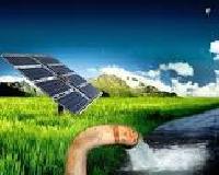 Agricultural Solar Pumps