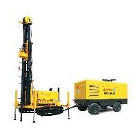 Full Automatic Borewell Drilling Machine