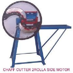 Motor Operated  2 Roller Chaff Cutter