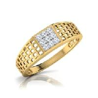Mens Gold Ring