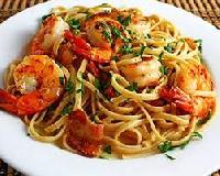 Non Veg Pasta Food