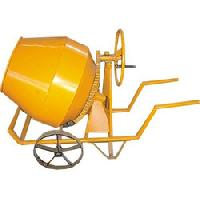 Hand Feed Mobile Mixer