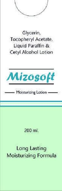 Mizosoft 200 ml Moisturizing Lotion
