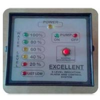 Led Water Level Indicator With Alarm