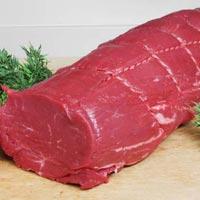 Tenderloin Buffalo Meat